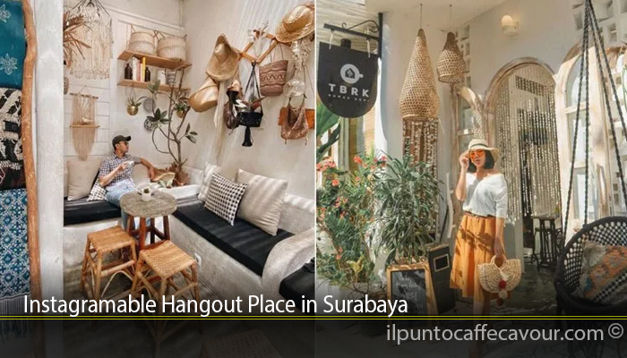 Instagramable Hangout Place in Surabaya