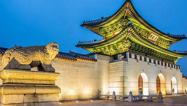Historical Tourist Attractions in Korea